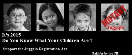Juggalo Registration Act